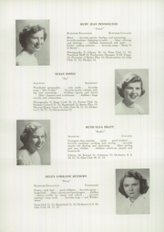 Page 14, 1953 Edition, Unionville High School - Blue and Gold Yearbook (Kennett Square, PA) online yearbook collection