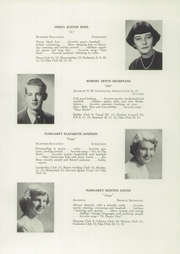 Page 15, 1953 Edition, Unionville High School - Blue and Gold Yearbook (Kennett Square, PA) online yearbook collection