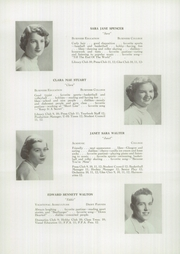 Page 16, 1953 Edition, Unionville High School - Blue and Gold Yearbook (Kennett Square, PA) online yearbook collection