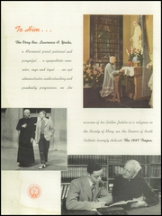 Page 16, 1947 Edition, North Catholic High School - Trojan Yearbook (Pittsburgh, PA) online yearbook collection