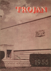 1955 Edition, North Catholic High School - Trojan Yearbook (Pittsburgh, PA)