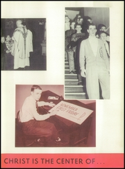 Page 11, 1955 Edition, North Catholic High School - Trojan Yearbook (Pittsburgh, PA) online yearbook collection