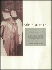 Page 19, 1955 Edition, North Catholic High School - Trojan Yearbook (Pittsburgh, PA) online yearbook collection