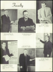 Page 23, 1955 Edition, North Catholic High School - Trojan Yearbook (Pittsburgh, PA) online yearbook collection