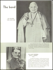 Page 10, 1960 Edition, North Catholic High School - Trojan Yearbook (Pittsburgh, PA) online yearbook collection