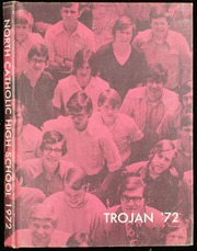 1972 Edition, North Catholic High School - Trojan Yearbook (Pittsburgh, PA)