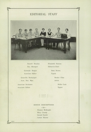 Page 12, 1930 Edition, Jeannette High School - Jayhawk Yearbook (Jeannette, PA) online yearbook collection