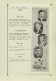 Page 13, 1930 Edition, Jeannette High School - Jayhawk Yearbook (Jeannette, PA) online yearbook collection
