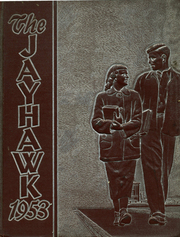 1953 Edition, Jeannette High School - Jayhawk Yearbook (Jeannette, PA)