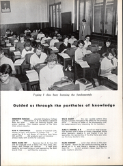 Page 15, 1955 Edition, Jeannette High School - Jayhawk Yearbook (Jeannette, PA) online yearbook collection