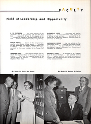 Page 17, 1955 Edition, Jeannette High School - Jayhawk Yearbook (Jeannette, PA) online yearbook collection