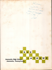 Page 3, 1955 Edition, Jeannette High School - Jayhawk Yearbook (Jeannette, PA) online yearbook collection