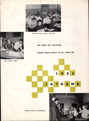 Page 5, 1955 Edition, Jeannette High School - Jayhawk Yearbook (Jeannette, PA) online yearbook collection