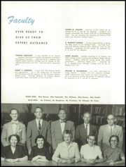 Page 14, 1956 Edition, Jeannette High School - Jayhawk Yearbook (Jeannette, PA) online yearbook collection