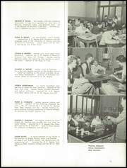 Page 15, 1956 Edition, Jeannette High School - Jayhawk Yearbook (Jeannette, PA) online yearbook collection