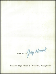 Page 5, 1956 Edition, Jeannette High School - Jayhawk Yearbook (Jeannette, PA) online yearbook collection
