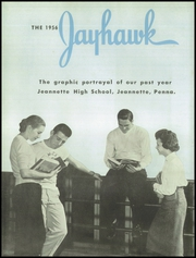 Page 6, 1956 Edition, Jeannette High School - Jayhawk Yearbook (Jeannette, PA) online yearbook collection