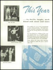 Page 8, 1956 Edition, Jeannette High School - Jayhawk Yearbook (Jeannette, PA) online yearbook collection