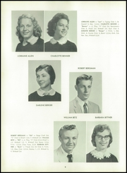 Page 10, 1959 Edition, Palisades High School - Palisadian Yearbook (Kintersville, PA) online yearbook collection