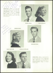 Page 11, 1959 Edition, Palisades High School - Palisadian Yearbook (Kintersville, PA) online yearbook collection