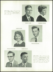 Page 12, 1959 Edition, Palisades High School - Palisadian Yearbook (Kintersville, PA) online yearbook collection