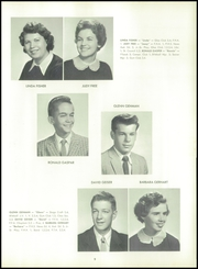 Page 13, 1959 Edition, Palisades High School - Palisadian Yearbook (Kintersville, PA) online yearbook collection