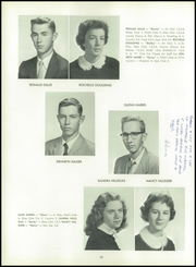 Page 14, 1959 Edition, Palisades High School - Palisadian Yearbook (Kintersville, PA) online yearbook collection