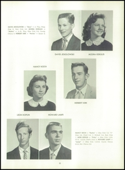 Page 15, 1959 Edition, Palisades High School - Palisadian Yearbook (Kintersville, PA) online yearbook collection