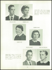 Page 16, 1959 Edition, Palisades High School - Palisadian Yearbook (Kintersville, PA) online yearbook collection