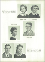 Page 17, 1959 Edition, Palisades High School - Palisadian Yearbook (Kintersville, PA) online yearbook collection