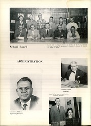 Page 14, 1959 Edition, Montoursville High School - Sock Yearbook (Montoursville, PA) online yearbook collection