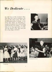 Page 9, 1959 Edition, Montoursville High School - Sock Yearbook (Montoursville, PA) online yearbook collection