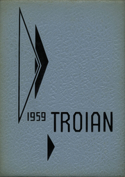 1959 Edition, Greenville High School - Trojan Yearbook (Greenville, PA)