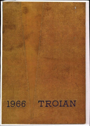 1966 Edition, Greenville High School - Trojan Yearbook (Greenville, PA)