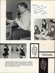 Page 9, 1969 Edition, Greenville High School - Trojan Yearbook (Greenville, PA) online yearbook collection