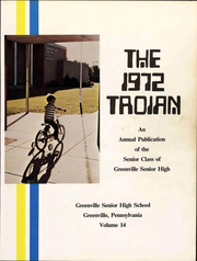 Page 7, 1972 Edition, Greenville High School - Trojan Yearbook (Greenville, PA) online yearbook collection