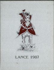 Churchill Area High School - Lance Yearbook (Pittsburgh, PA) online yearbook collection, 1987 Edition, Page 1