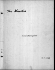 Page 2, 1948 Edition, Charleroi High School - Cougar Memoir Yearbook (Charleroi, PA) online yearbook collection