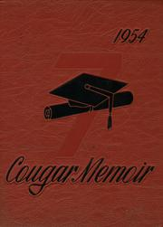 Page 1, 1954 Edition, Charleroi High School - Cougar Memoir Yearbook (Charleroi, PA) online yearbook collection
