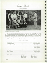 Page 12, 1955 Edition, Charleroi High School - Cougar Memoir Yearbook (Charleroi, PA) online yearbook collection