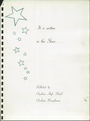 Page 5, 1955 Edition, Charleroi High School - Cougar Memoir Yearbook (Charleroi, PA) online yearbook collection
