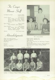 Page 9, 1958 Edition, Charleroi High School - Cougar Memoir Yearbook (Charleroi, PA) online yearbook collection