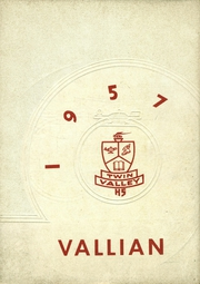 1957 Edition, Twin Valley High School - Vallian Yearbook (Morgantown, PA)