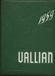 Page 1, 1959 Edition, Twin Valley High School - Vallian Yearbook (Morgantown, PA) online yearbook collection