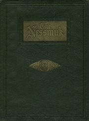 1933 Edition, Wellsboro Area High School - Nessmuk Yearbook (Wellsboro, PA)