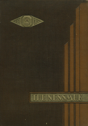1935 Edition, Wellsboro Area High School - Nessmuk Yearbook (Wellsboro, PA)