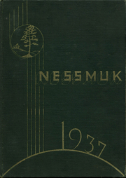 1937 Edition, Wellsboro Area High School - Nessmuk Yearbook (Wellsboro, PA)