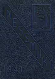 1941 Edition, Wellsboro Area High School - Nessmuk Yearbook (Wellsboro, PA)