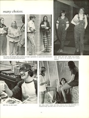 Page 15, 1974 Edition, Wellsboro Area High School - Nessmuk Yearbook (Wellsboro, PA) online yearbook collection