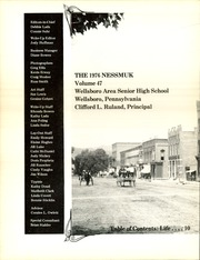 Page 6, 1976 Edition, Wellsboro Area High School - Nessmuk Yearbook (Wellsboro, PA) online yearbook collection